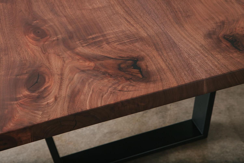 Preferred Walnut Dining Table – Elko Hardwoods (View 16 of 25)