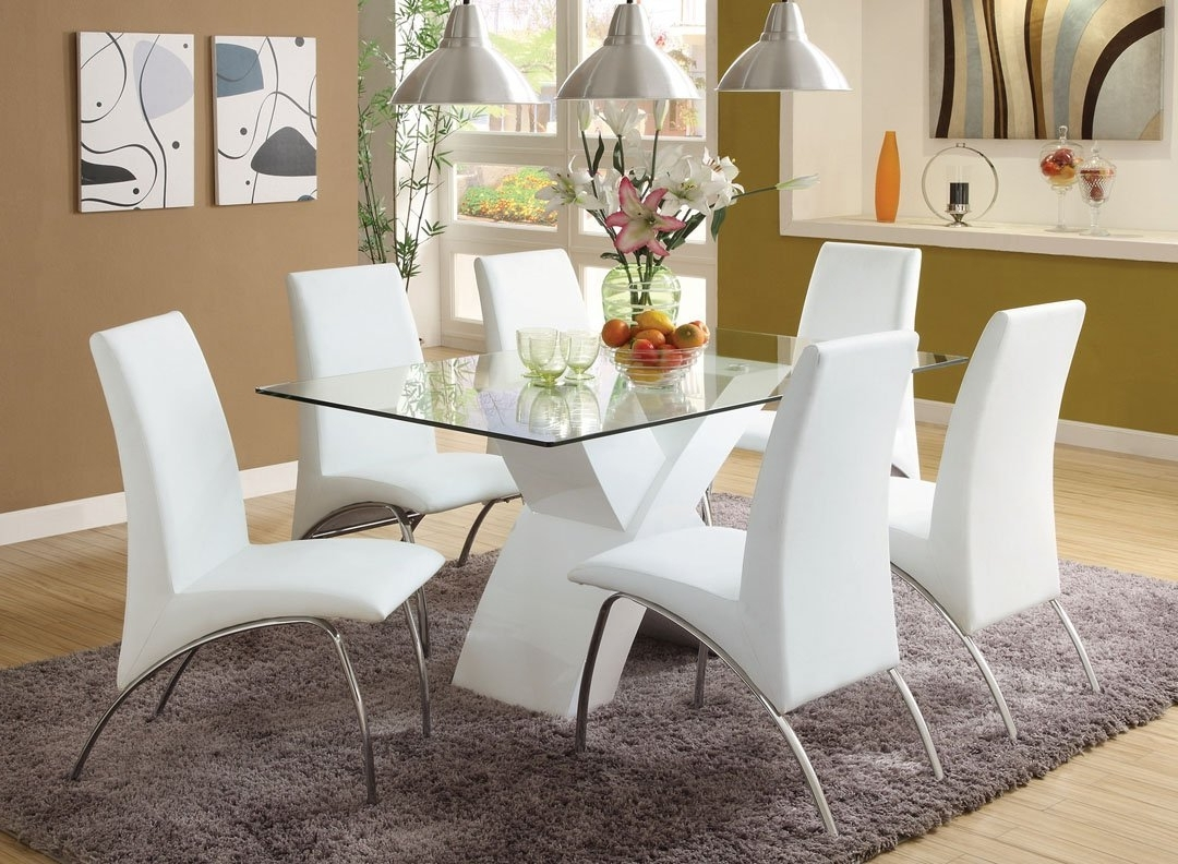 Preferred White Glass Dining Tables And Chairs In Cheap White Glass Dining Tables, Find White Glass Dining Tables (Gallery 22 of 25)