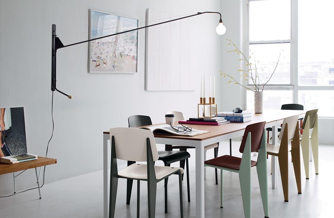 Prouvé Potence Lamp (Gallery 6 of 25)