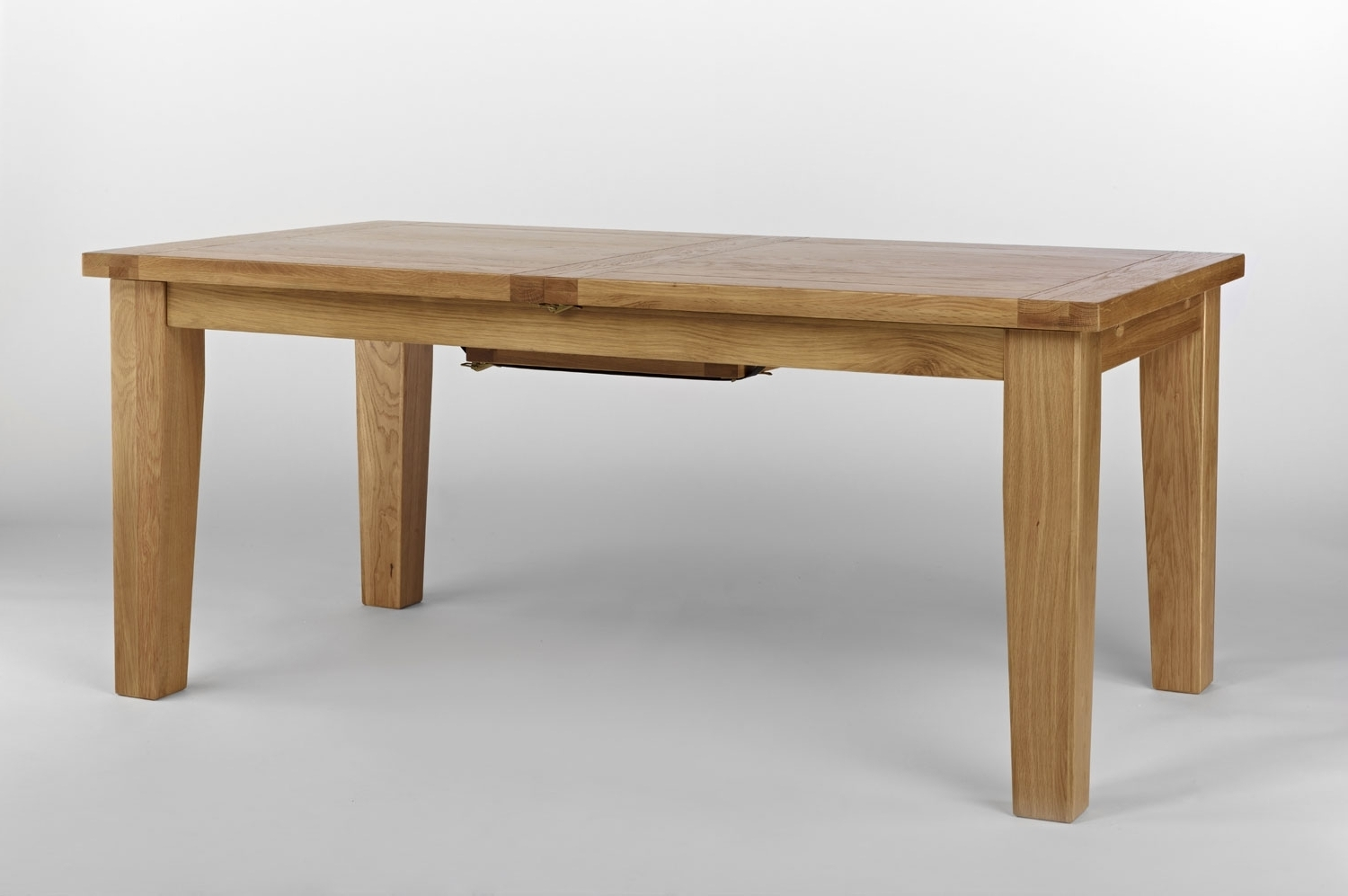 Provence Oak Extending Dining Table – 180 230 Cm – Cw Furniture With Regard To Most Up To Date Provence Dining Tables (Gallery 12 of 25)