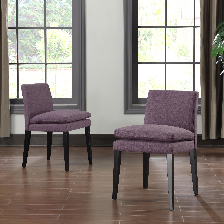 Purple Velvet Dining Chair @nn78 (Gallery 6 of 25)