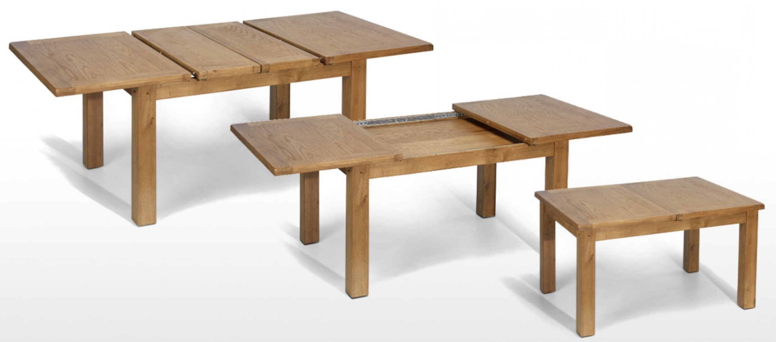 Quercus Inside Extending Dining Tables (Gallery 7 of 25)