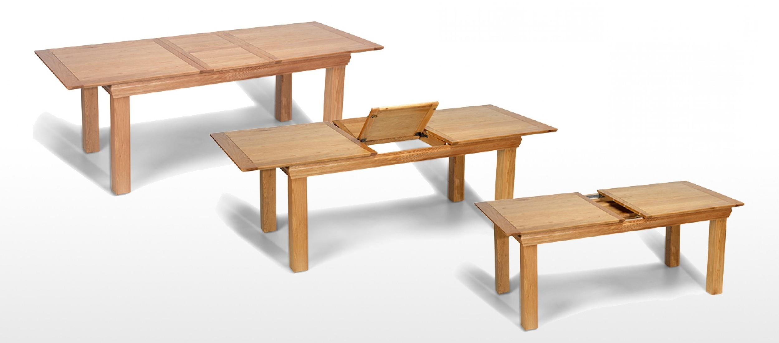 Quercus Living for Newest Extending Dining Tables