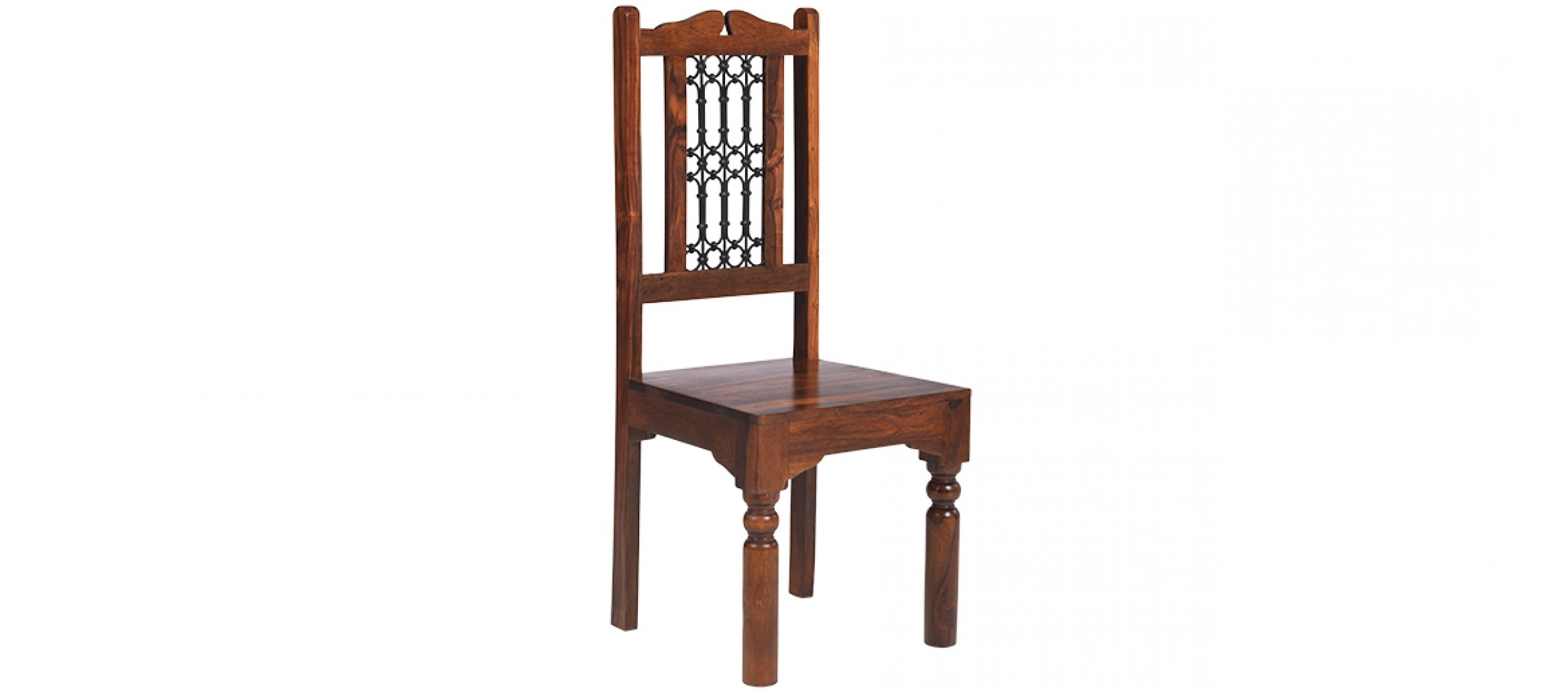 Quercus Living In Sheesham Wood Dining Chairs (View 17 of 25)