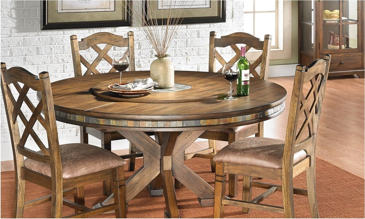 Recent 6 Person Round Dining Tables Throughout Extraordinary 5 Piece Dining Set Amazon 6 Person Round Dining Table (View 23 of 25)