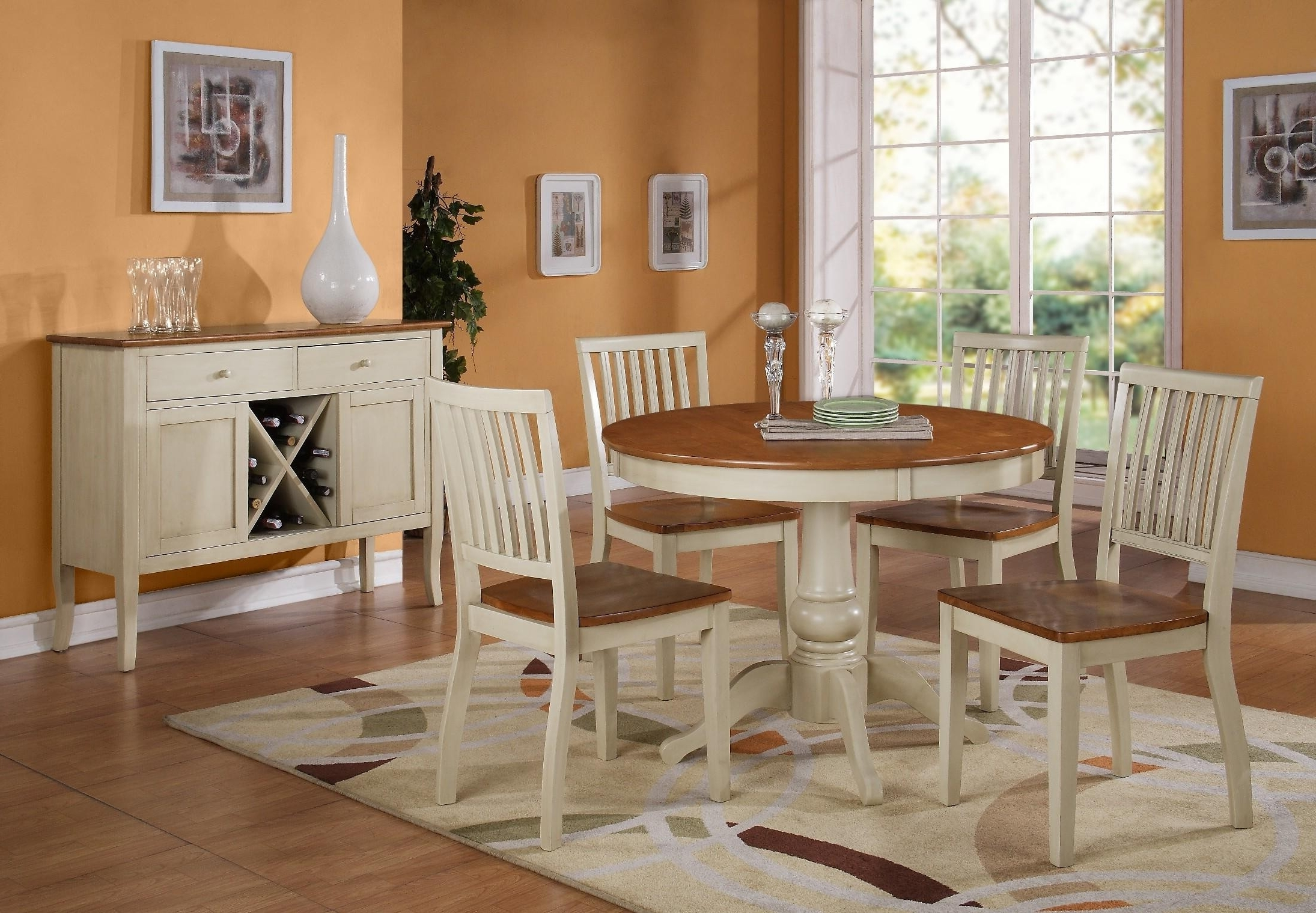 Recent Candice Ii Round Dining Tables Pertaining To Buy Candice Round Pedestal Tablesteve Silver From Www (View 15 of 25)