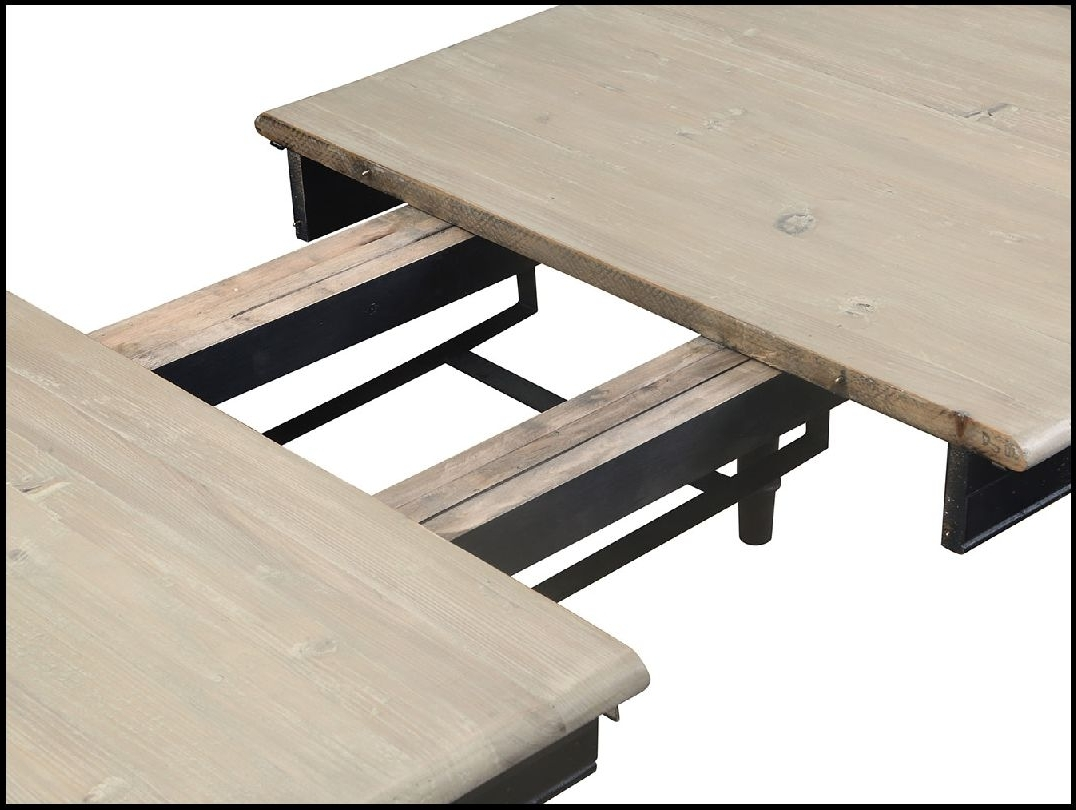 Recent Chandler Extension Dining Tables For Toaster Kitchen Table Extendable Farmhouse Dining Table Loaf With (View 22 of 25)