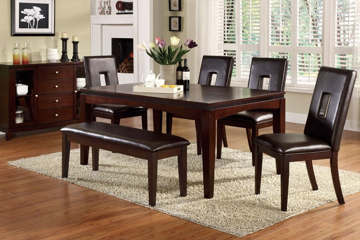 Featured Photo of Dark Wooden Dining Tables