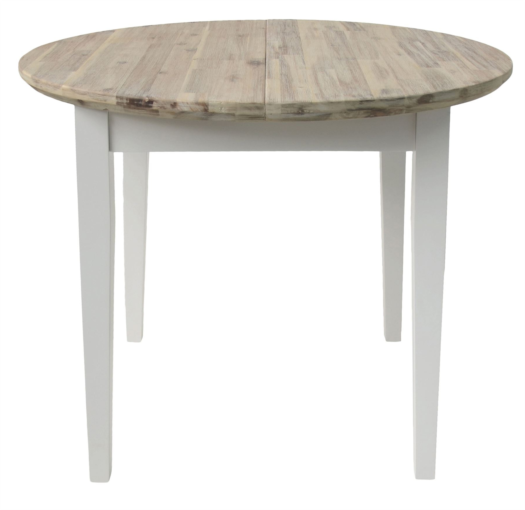 Recent Florence Round Extending Table 92 117Cm, Kitchen Dining Table Inside Extended Round Dining Tables (View 19 of 25)