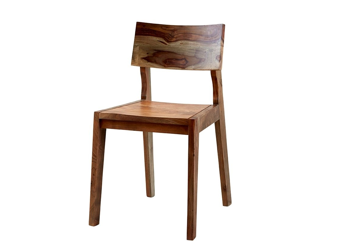 Recent Indian Hub Aspen Hardwood Dining Chair From The Bed Station Within Indian Dining Chairs (View 9 of 25)