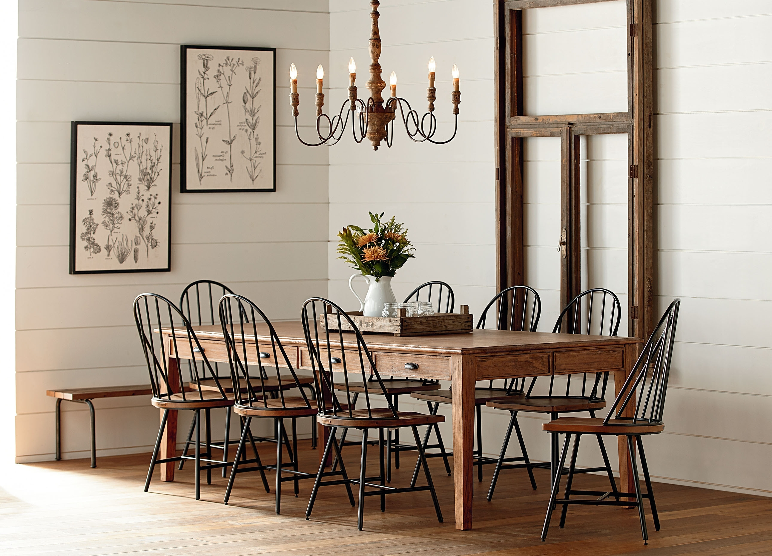 Recent Keeping Dining Table – Magnolia Home With Magnolia Home Keeping Dining Tables (View 18 of 25)