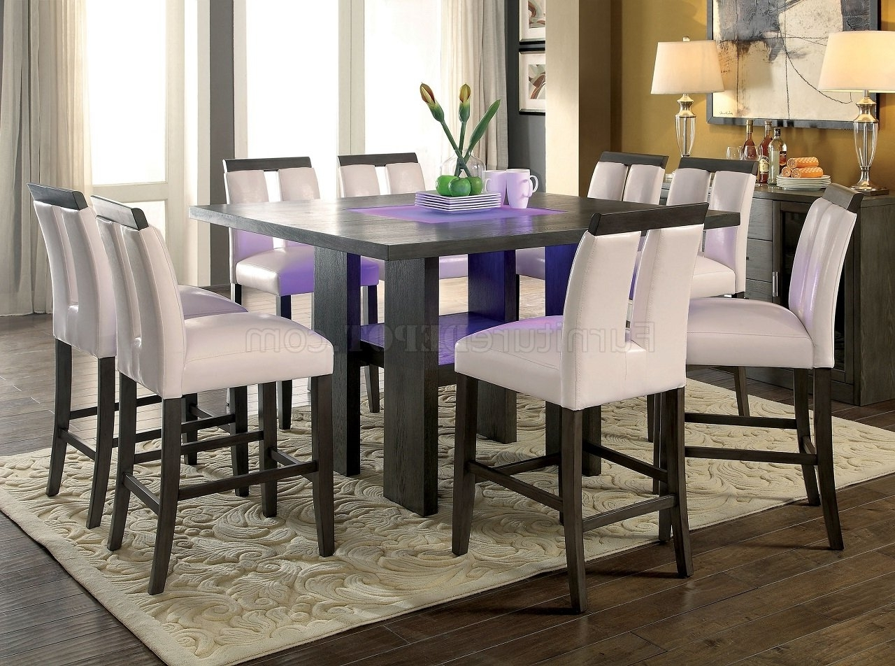 Recent Led Dining Table – Dining Tables Ideas Regarding Dining Tables With Led Lights (View 22 of 25)