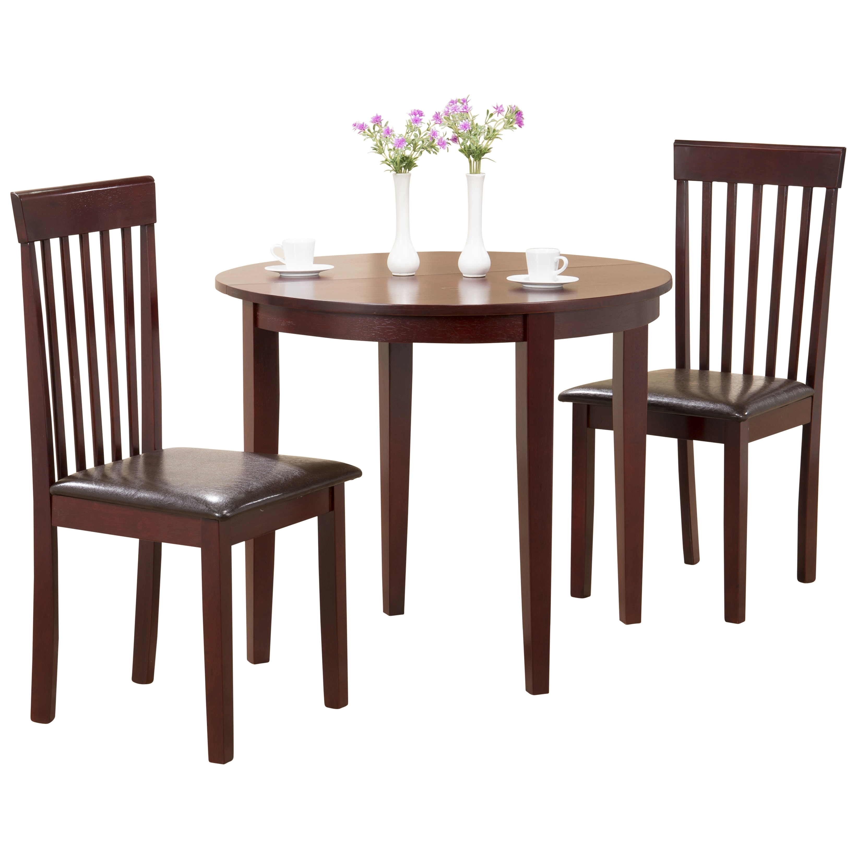 Recent Mahogany Extending Extendable Dining Table And Chair Set With 2 Regarding Mahogany Extending Dining Tables And Chairs (View 19 of 25)