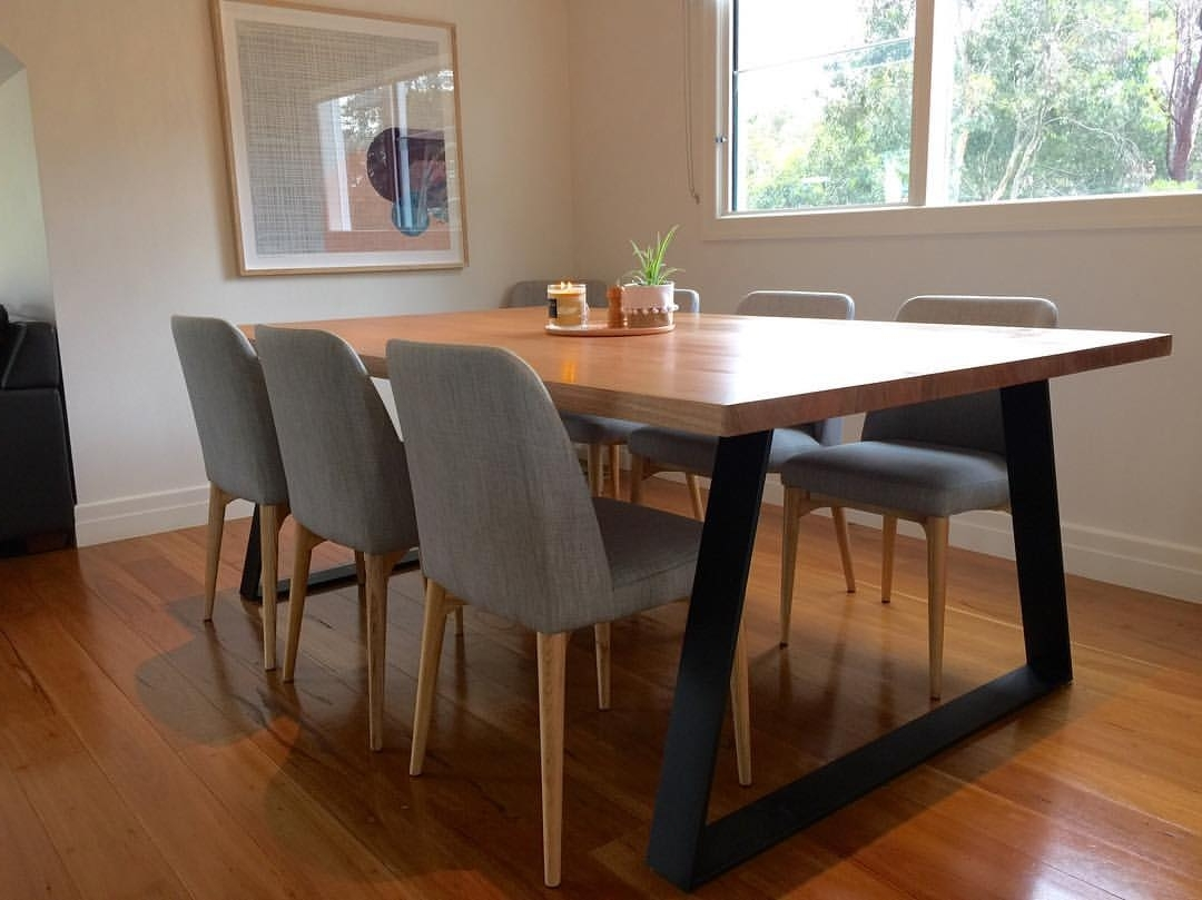 Recent Modern Dining Tables Australia – Lumber Furniture With Modern Dining Suites (View 14 of 25)