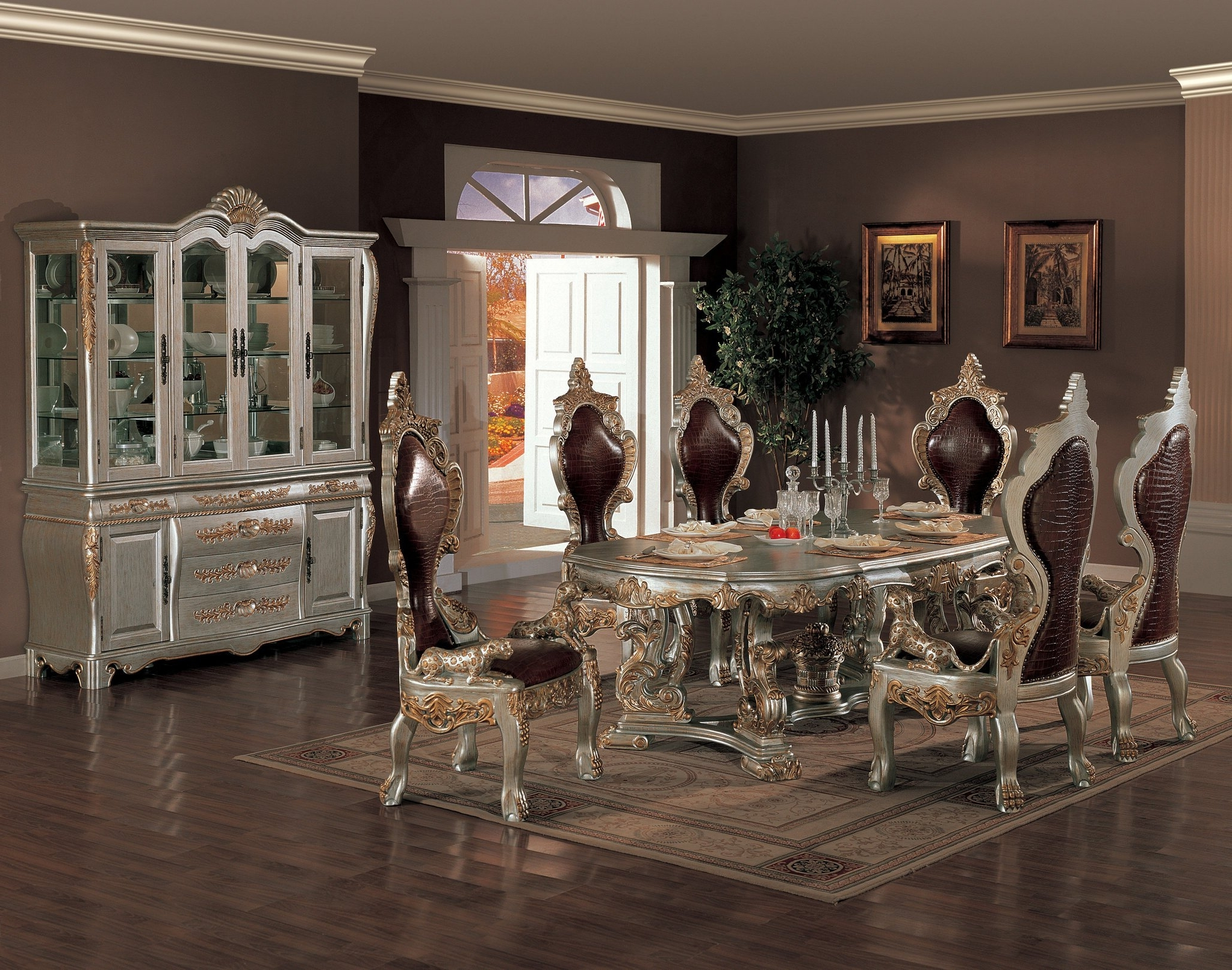Recent Next White Dining Tables Within Dining Room: Best Glass Dining Room Sets Glass Dining Room Sets (View 21 of 25)