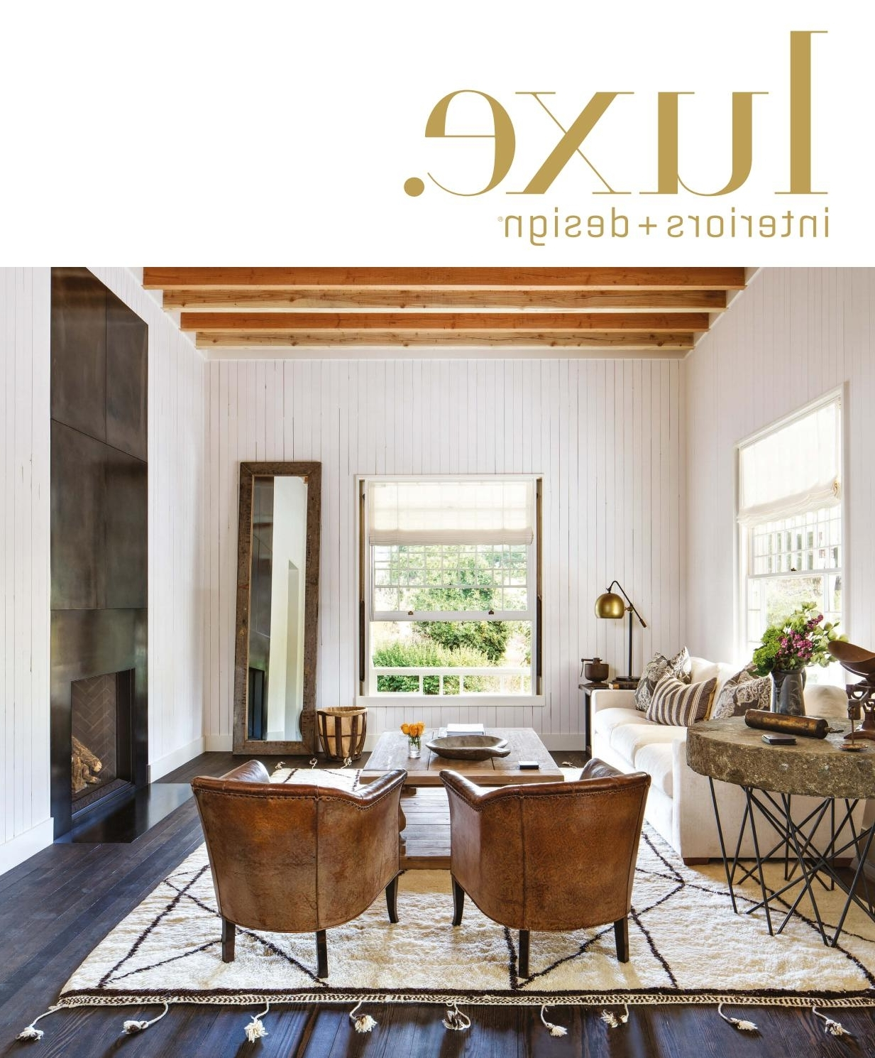 Recent Palazzo 9 Piece Dining Sets With Pearson White Side Chairs Intended For Luxe Magazine July 2016 Nationalsandow® – Issuu (View 22 of 25)