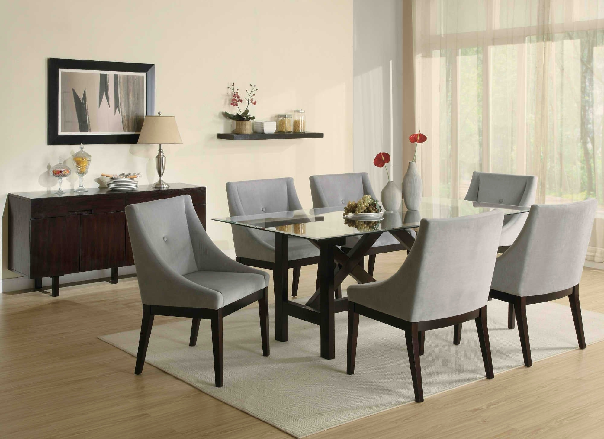 Recent Teak Dining Room Furniture Set Fresh Lovely Modern Dining Room Throughout Cheap Dining Room Chairs (View 8 of 25)