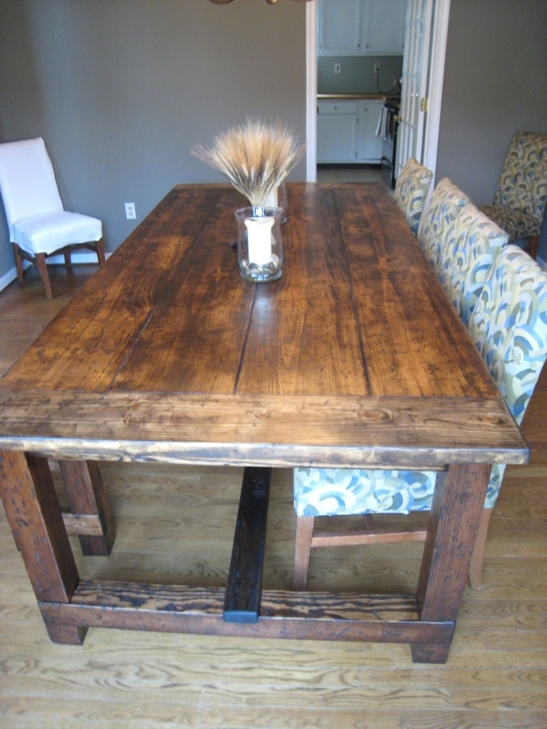 Reclaimed Wood Furniture Plans Rustic Wooden Barn Tables Dining With Most Recently Released Barn House Dining Tables (View 20 of 25)