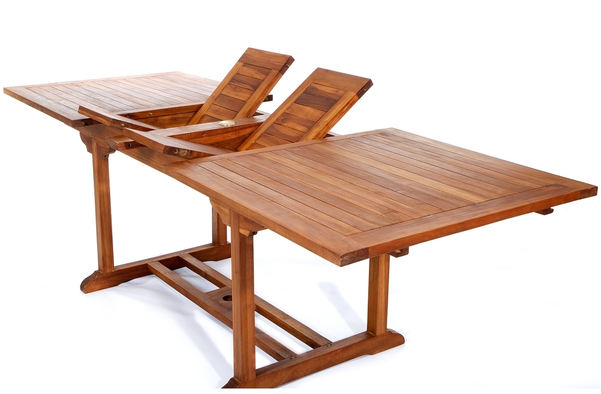 Rectangle Dining Table (View 9 of 25)