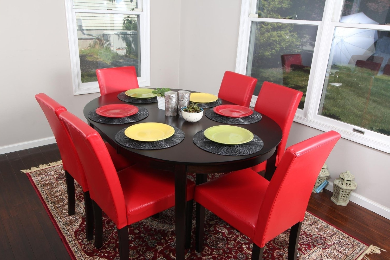 Red Dining Table Sets For Well Known Cheap Red Dining Chairs Wood, Find Red Dining Chairs Wood Deals On (View 15 of 25)