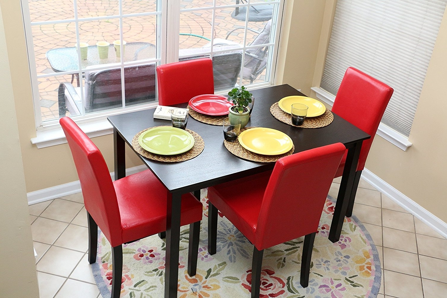Red Dining Table Sets With Well Known Diy Projects (View 21 of 25)