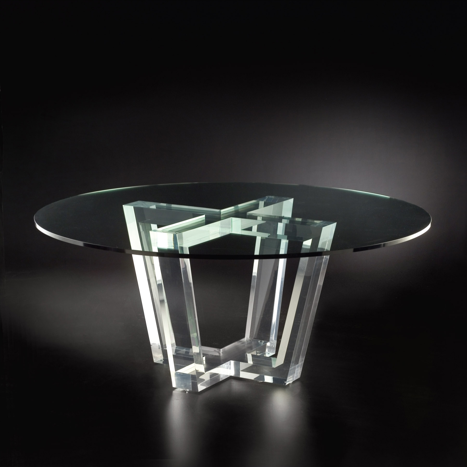 Ribbon Dining Table (View 17 of 25)