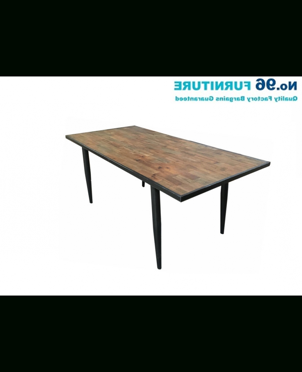 Rio Dining Table – Dining Tables – Dining Room Regarding Trendy Rio Dining Tables (View 15 of 25)