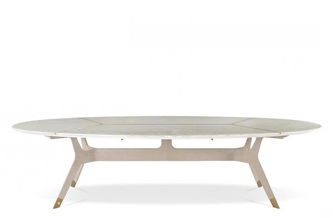 Roberto Cavalli Home Cooper Dining Table Throughout Most Recent Cooper Dining Tables (View 24 of 25)