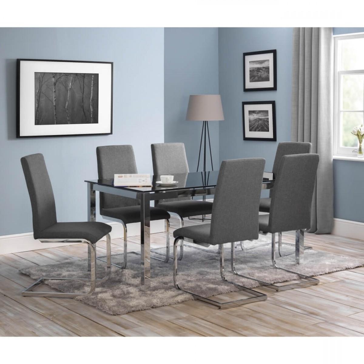 Roma Dining Tables With Regard To Best And Newest Dining Set – Tempo Dining Table And 4 Roma Chairs Tem (View 21 of 25)