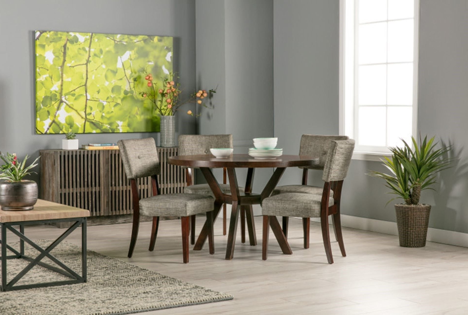 Featured Photo of Macie Round Dining Tables