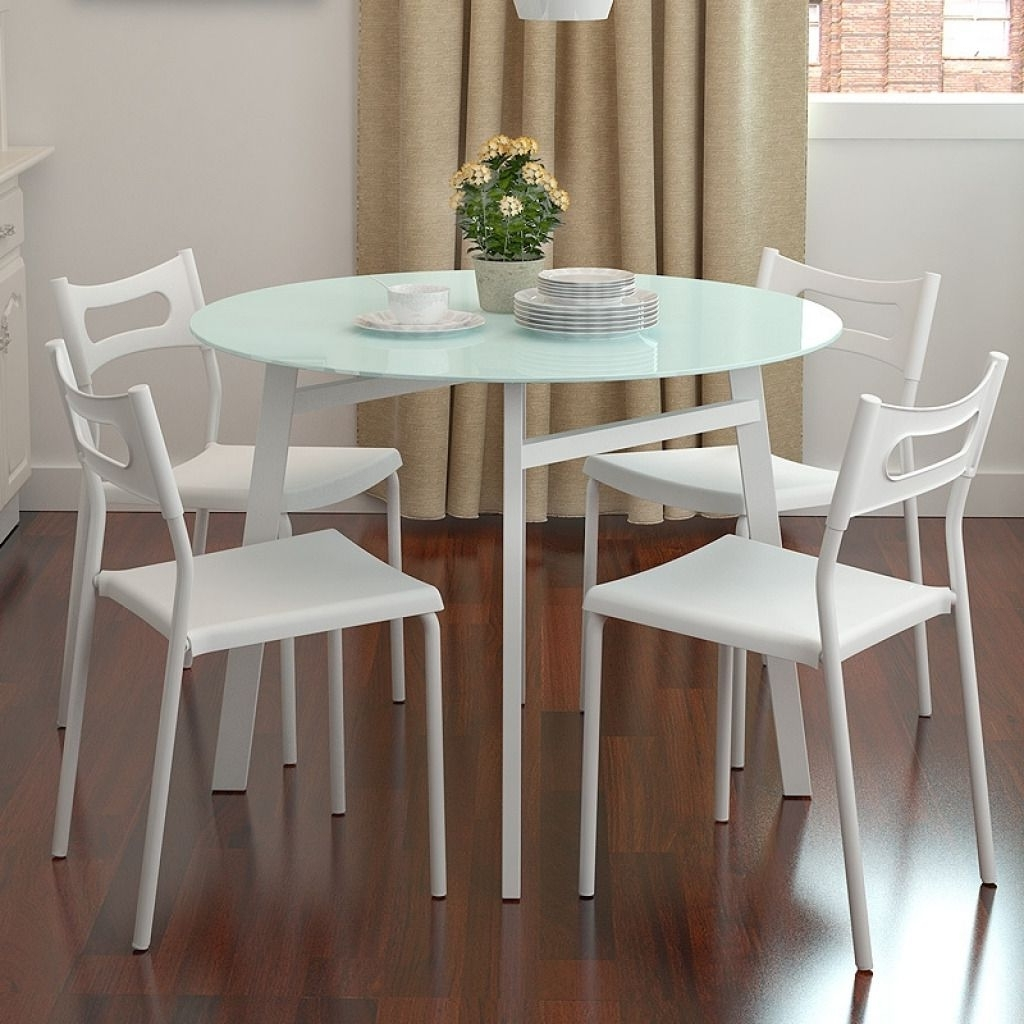 Round Dining Table With Small Round White Dining Tables (View 9 of 25)