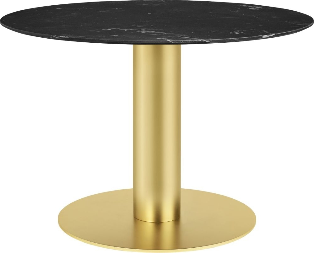 Round Dining Tables Pertaining To Well Known Gubi  (View 23 of 25)
