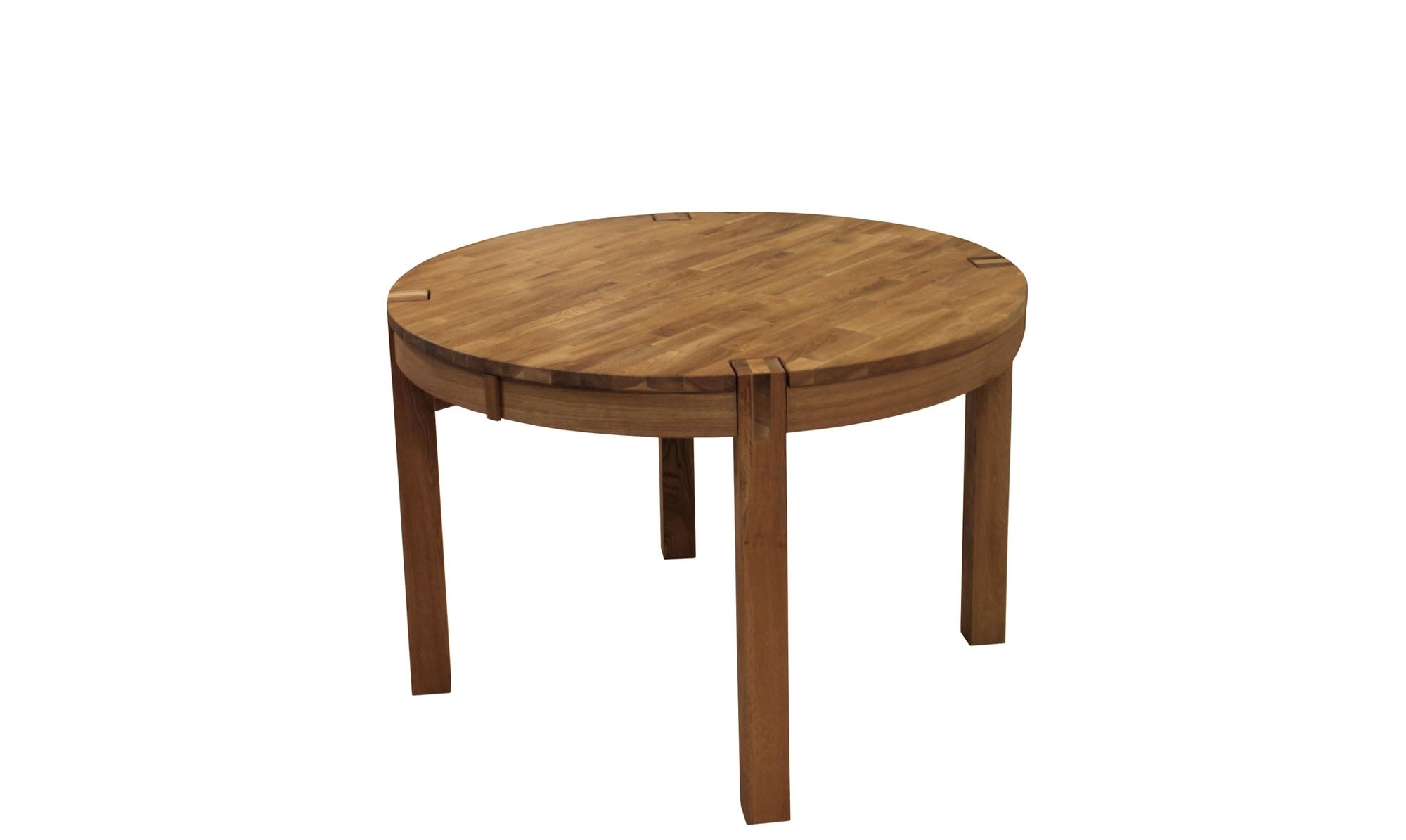 Round Extendable Dining Table Design (View 6 of 25)