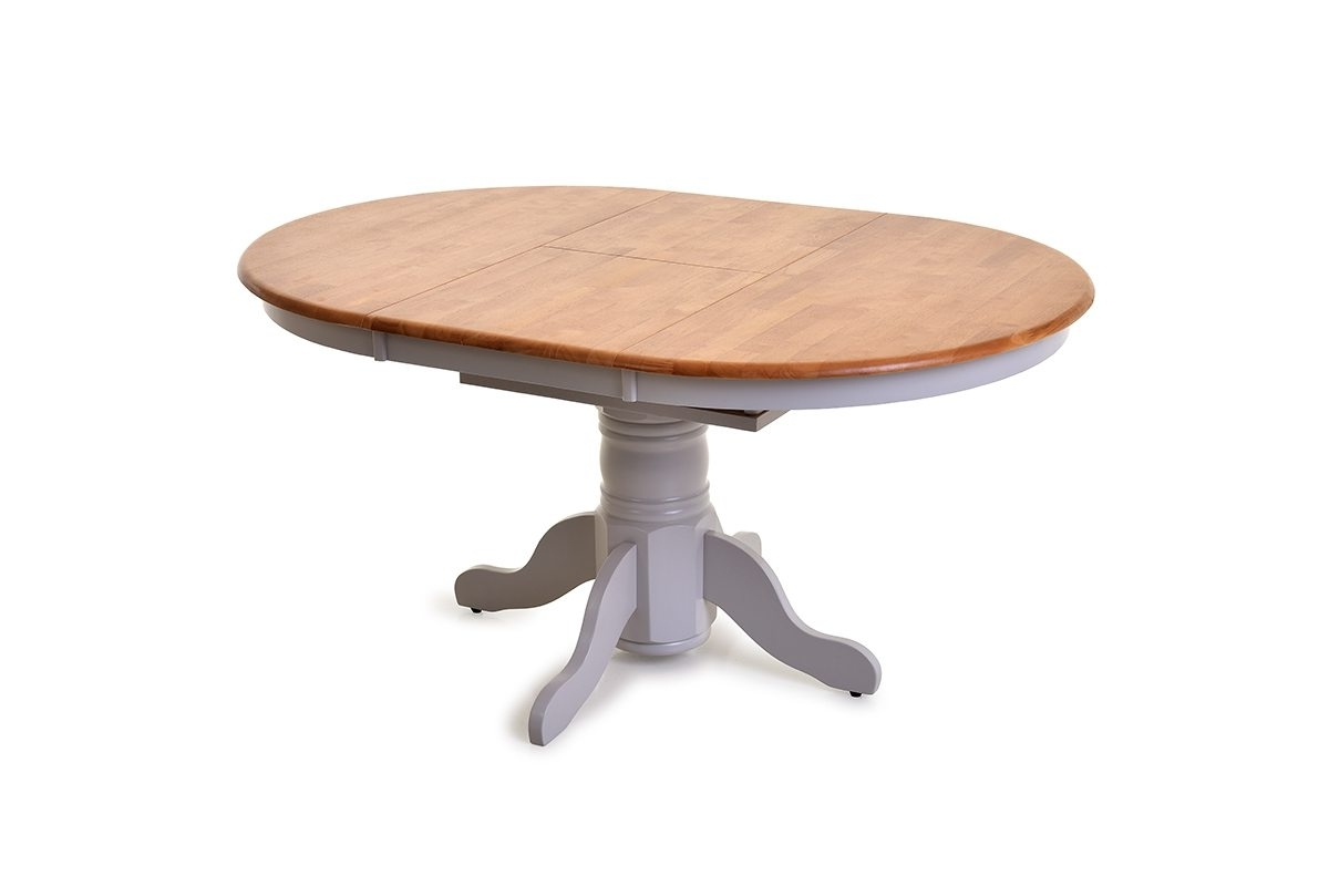 Round Glass Dining Tables With Oak Legs Pertaining To Most Current Dining Tables For Sale, Ireland – Luxury Solid Wood Finished (View 18 of 25)