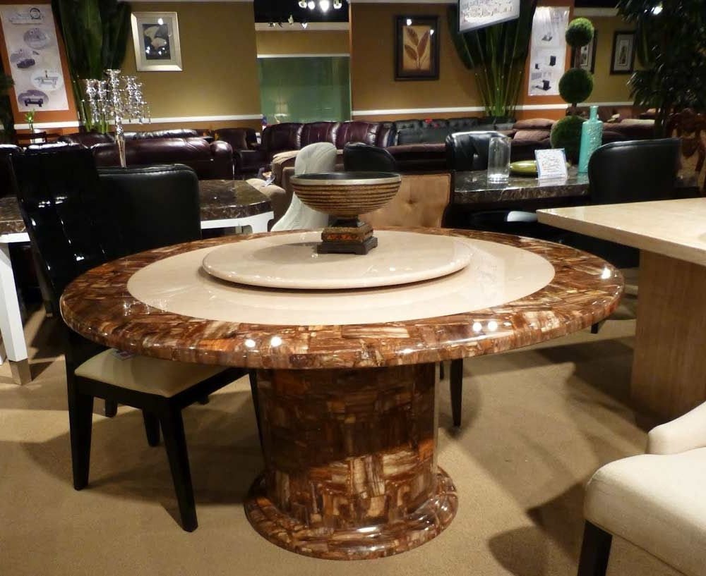 Round Marble Dining Table Bm  (View 20 of 25)
