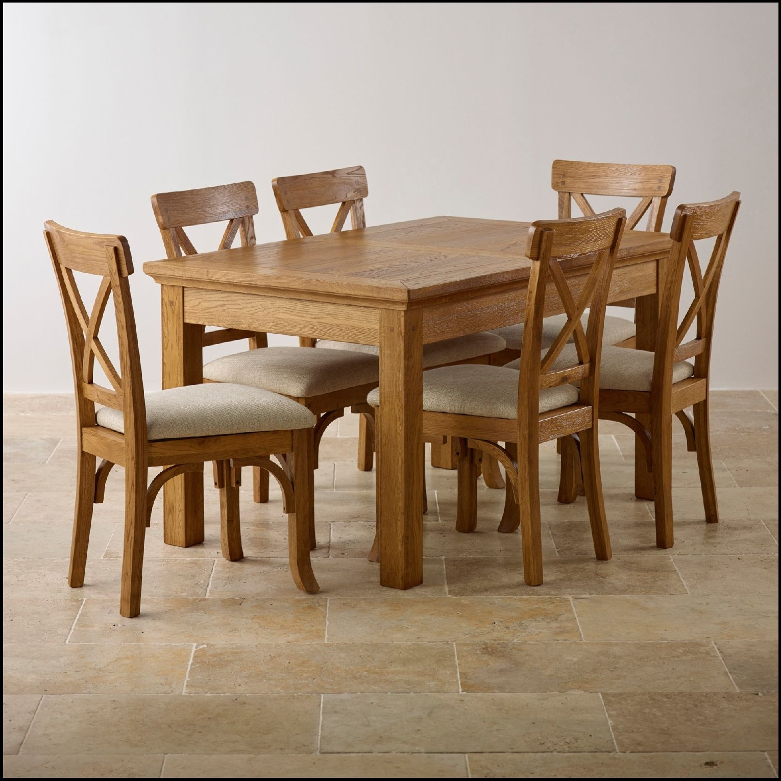 Round Oak Dining Tables And Chairs Throughout Most Current Charming How To Get The Oak Dining Sets With Round Oak Dining Table (View 22 of 25)