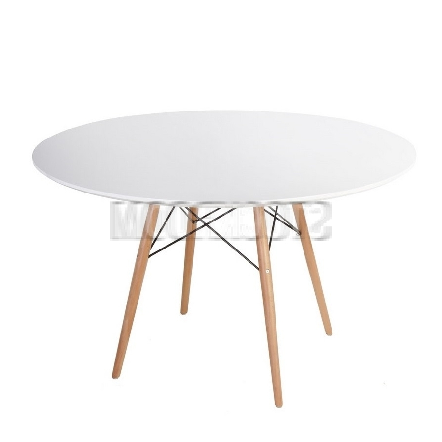 Round Tables : Stockroom With White Circular Dining Tables (View 15 of 25)