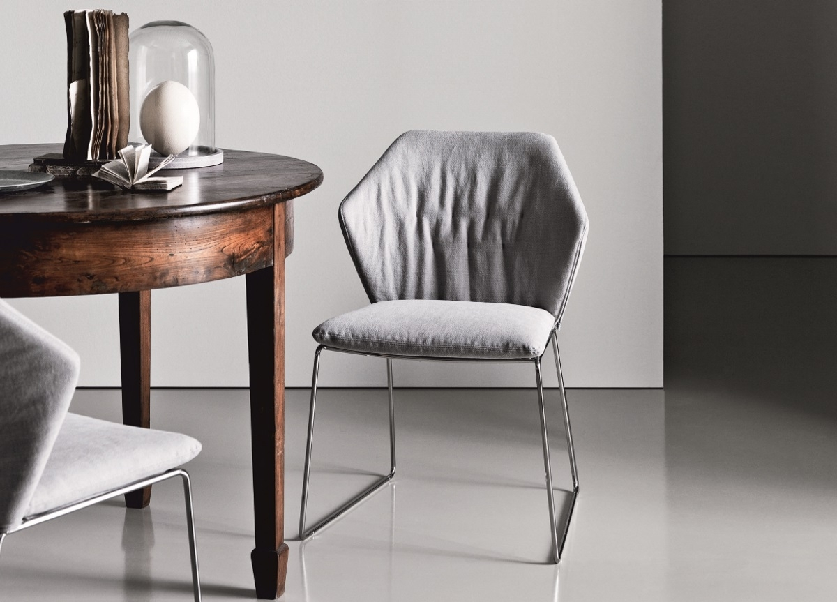Saba New York Dining Chair – Saba Italia Furniture, London Regarding Latest New York Dining Tables (View 14 of 25)