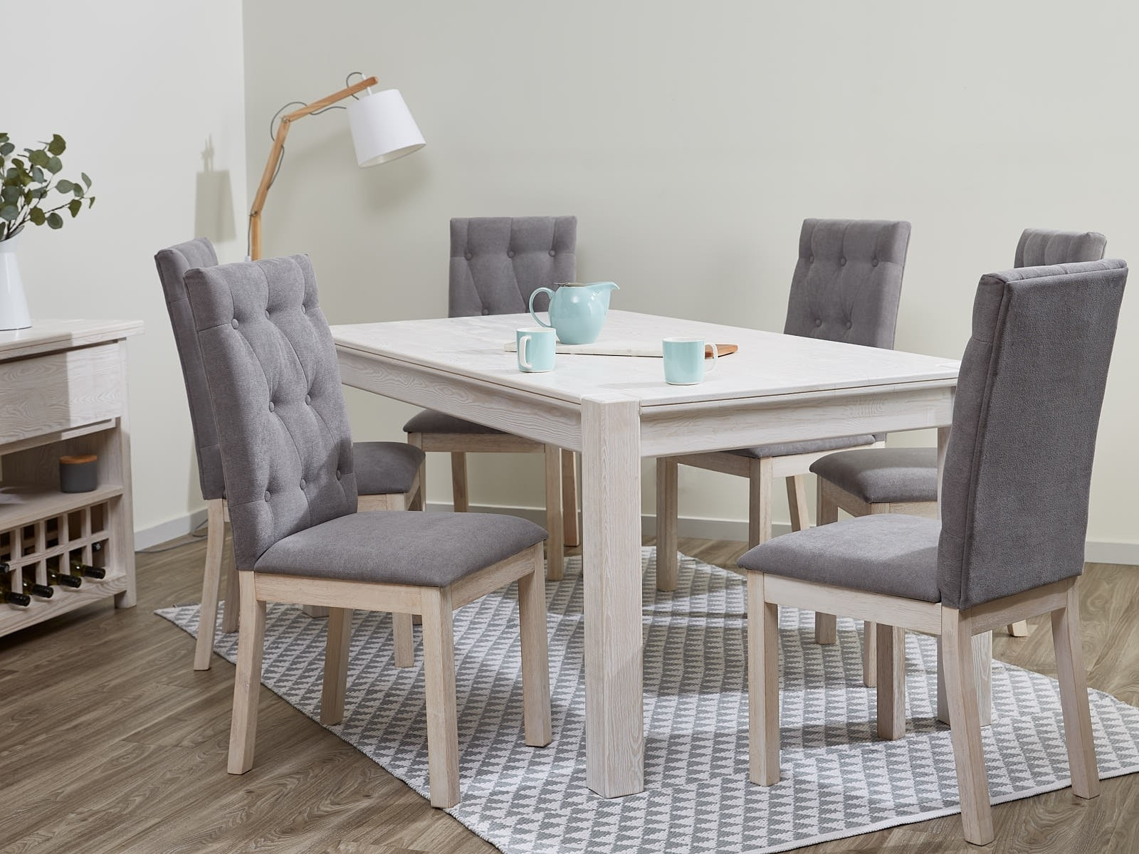 [%Sale: Fantastic Whitewash Dining Sets. 50% Off Rrp. Limited Stock For Preferred White Dining Suites|White Dining Suites Within 2018 Sale: Fantastic Whitewash Dining Sets. 50% Off Rrp. Limited Stock|Widely Used White Dining Suites With Sale: Fantastic Whitewash Dining Sets. 50% Off Rrp. Limited Stock|Latest Sale: Fantastic Whitewash Dining Sets. 50% Off Rrp (View 1 of 25)