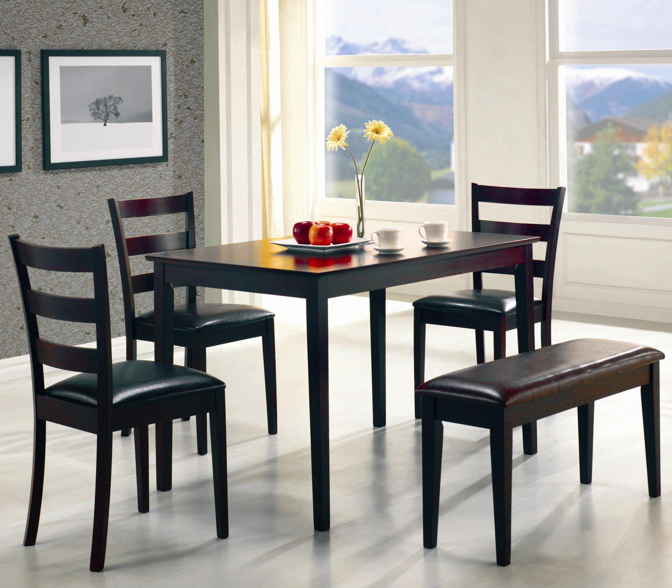 Santa Clara Furniture Store, San Jose Furniture Store, Sunnyvale Within Newest Market 6 Piece Dining Sets With Side Chairs (View 22 of 25)