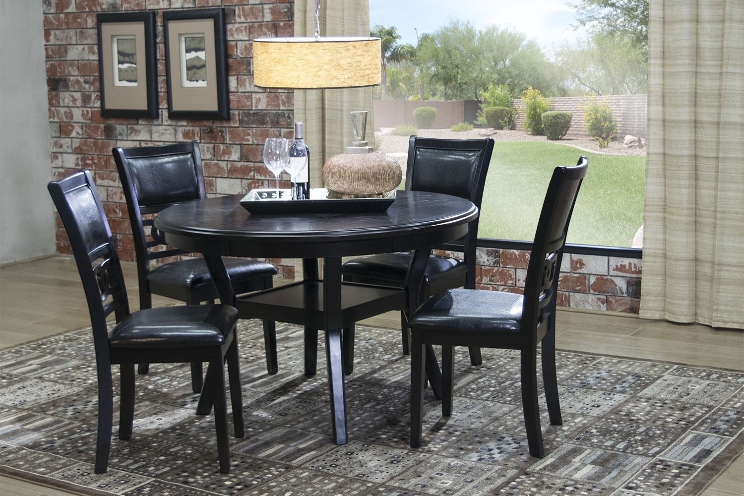 Save Mor Online And In Store With Jefferson Extension Round Dining Tables (View 23 of 25)