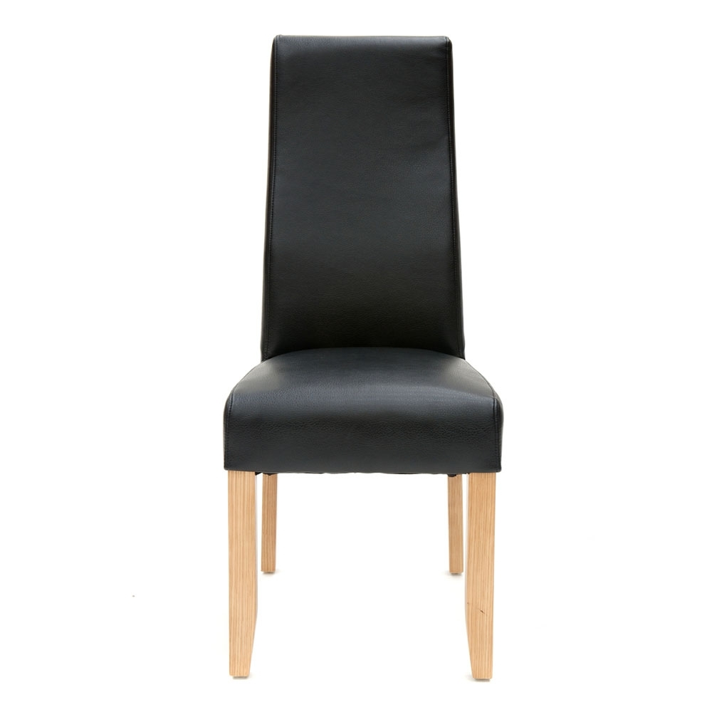 Scs Dining Furniture With Regard To Most Popular Wavey Dining Chair – Scs Endurance Mirage Black – Willis & Gambier (View 18 of 25)