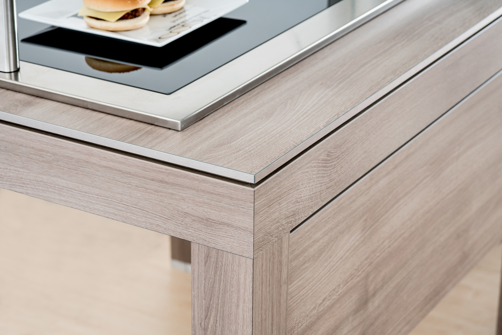Scs Dining Furniture Within Well Liked Domino – Scs Srl – Mobili Cassa E Arredi Per La Grande Distribuzione (View 19 of 25)