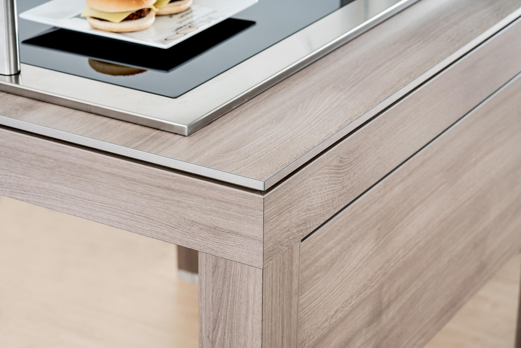 Scs Dining Furniture Within Well Liked Domino – Scs Srl – Mobili Cassa E Arredi Per La Grande Distribuzione (View 21 of 25)
