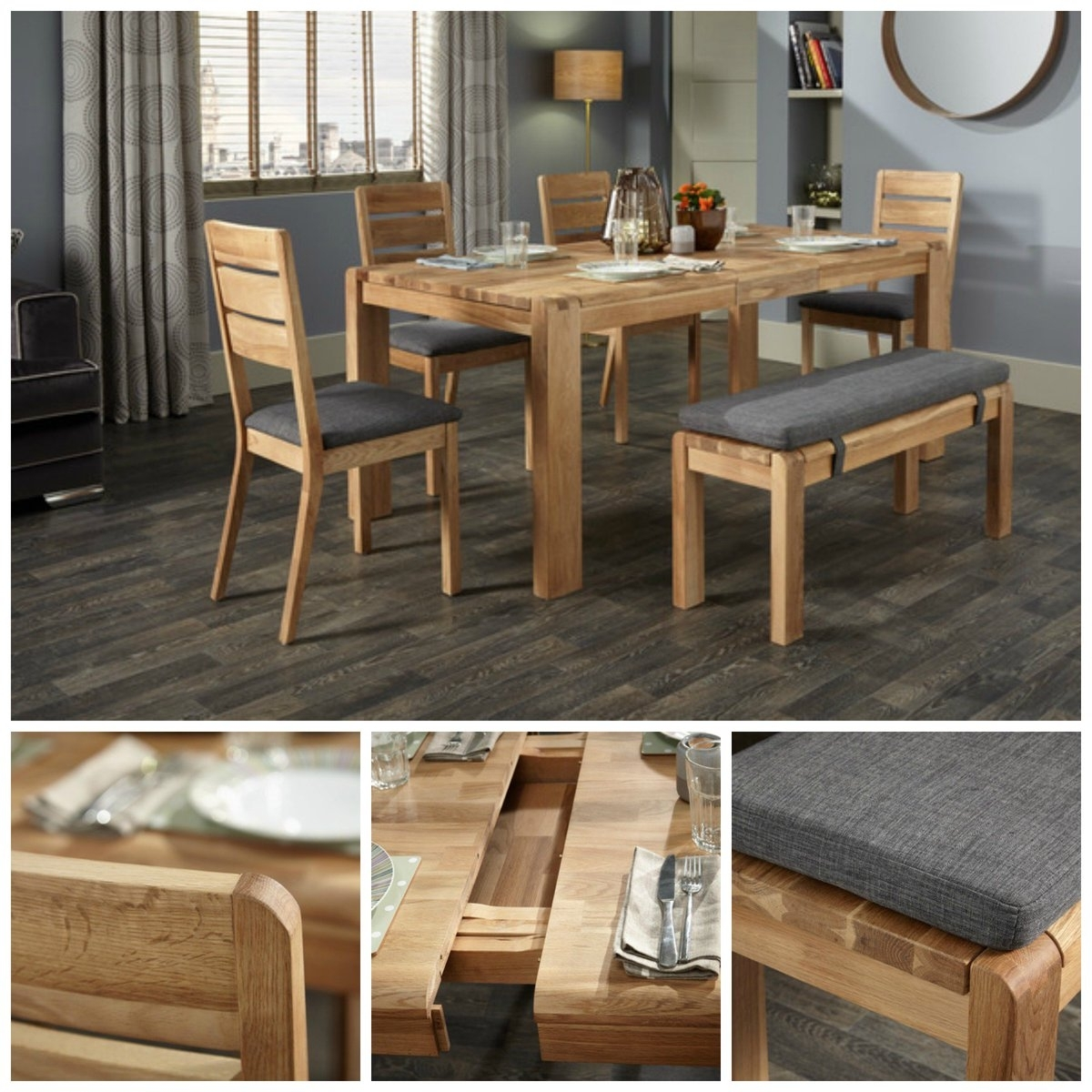 """Scs Sofas On Twitter: """"get Your Dining Room Ready For Summer With Throughout Most Popular Scs Dining Room Furniture (View 22 of 25)"""