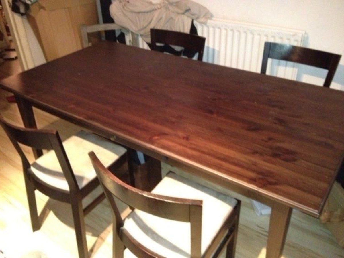 Second Hand Oak Dining Chairs With Regard To Widely Used Secondhand Hotel Furniture (View 3 of 25)