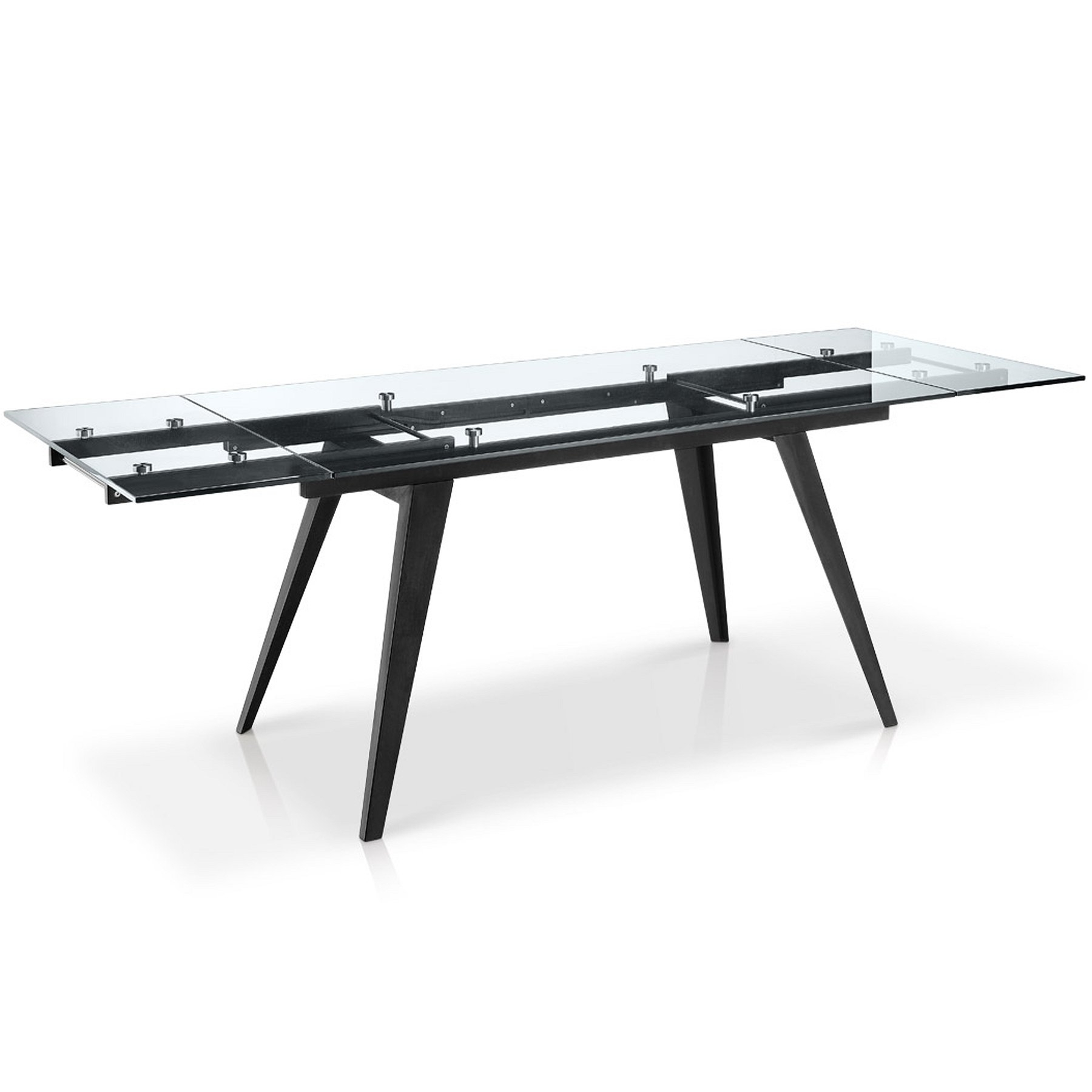 Sharp Dining Table With Regard To Most Up To Date Rocco 7 Piece Extension Dining Sets (View 16 of 25)