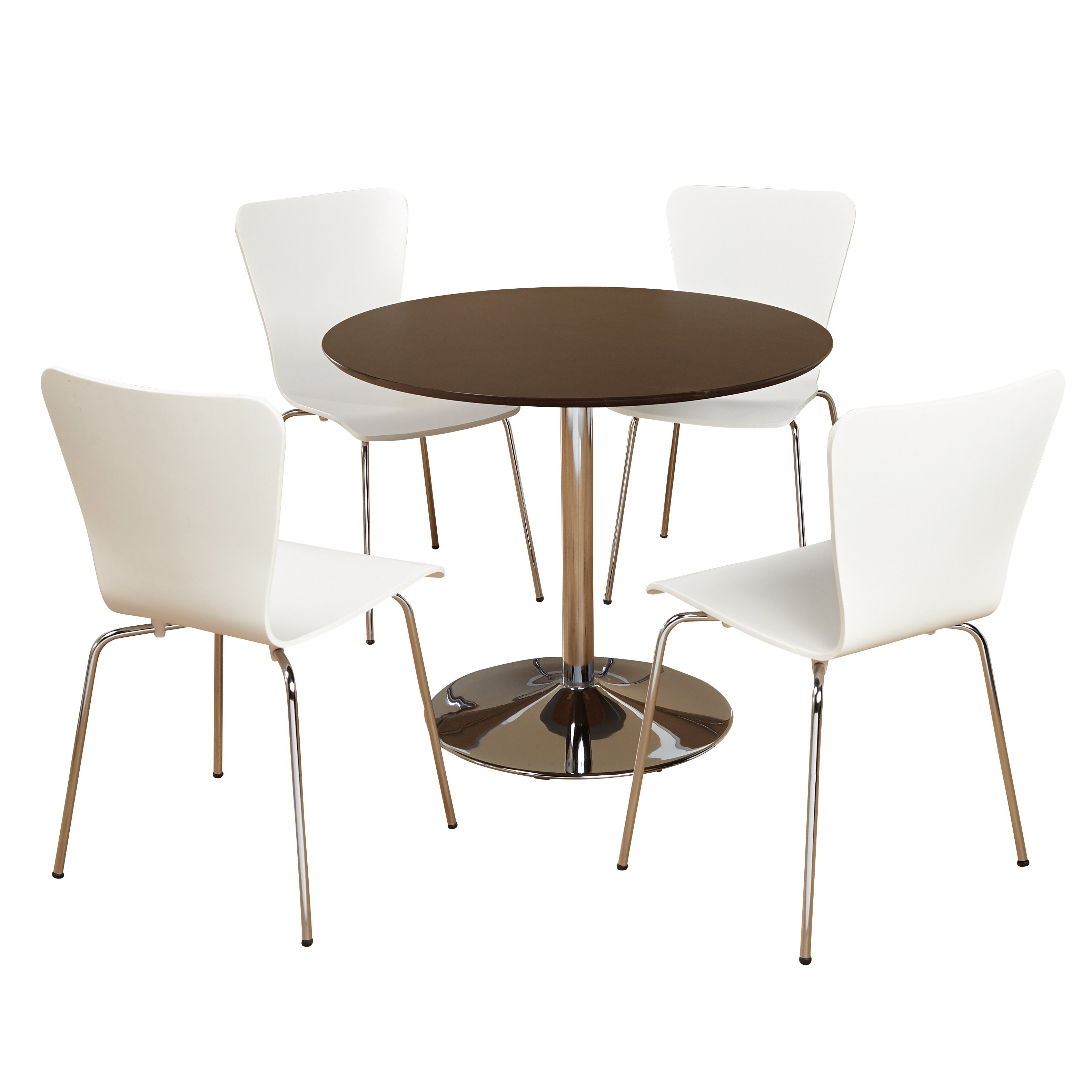 Shop Five Piece Pisa Dining Set – Free Shipping Today – Overstock With Regard To Newest Pisa Dining Tables (View 19 of 25)