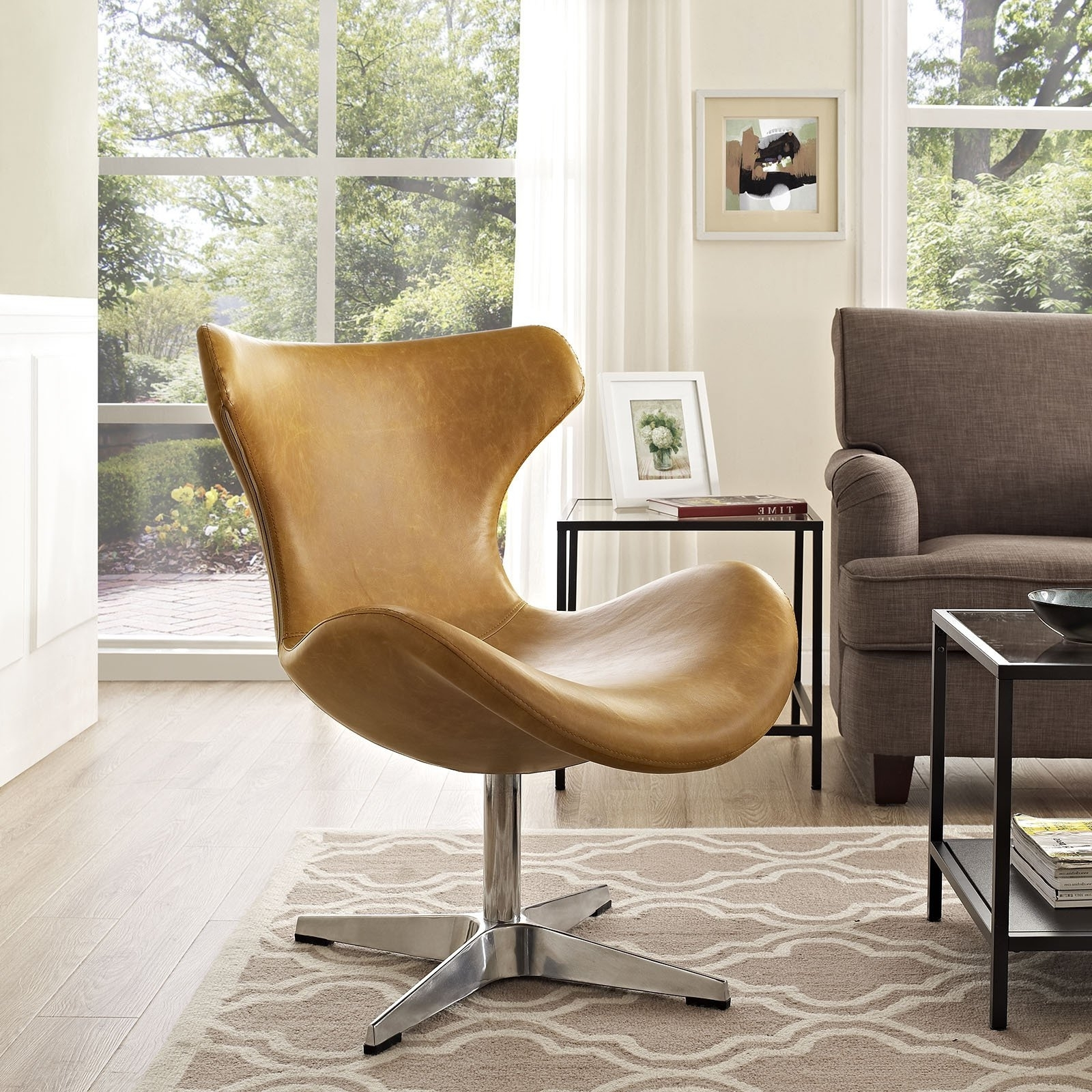 Shop Helm Vinyl Lounge Chair – On Sale – Free Shipping Today With Famous Helms 6 Piece Rectangle Dining Sets With Side Chairs (View 15 of 25)