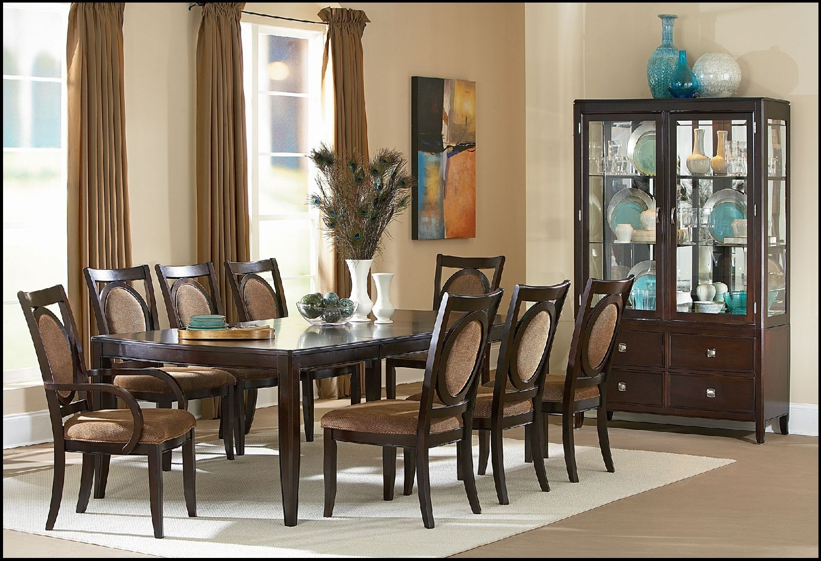 Sitiwhitegroook Regarding 8 Chairs Dining Tables (View 3 of 25)